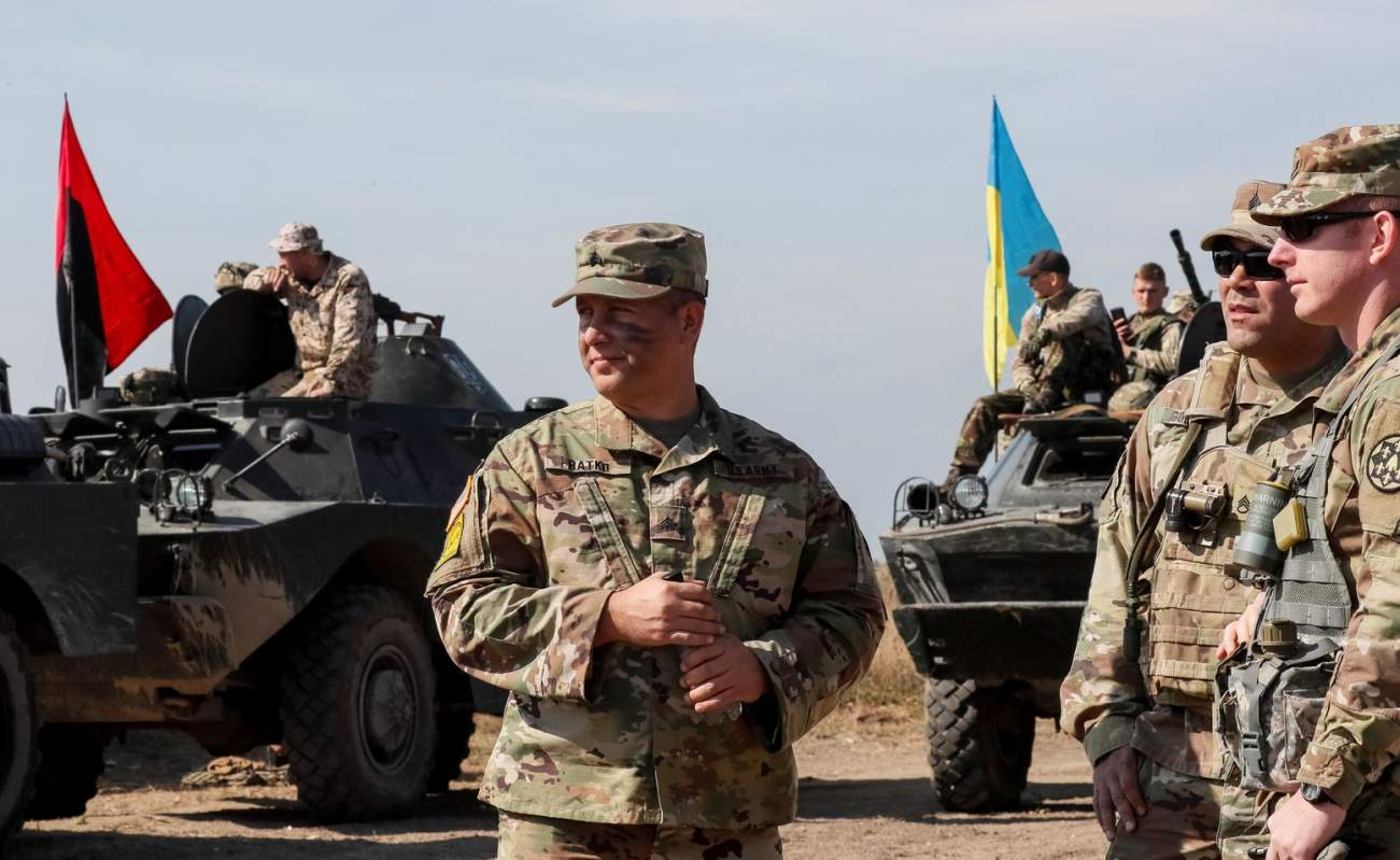 Watch Out: Ukraine's Military Is Much Better Than It Was in 2014