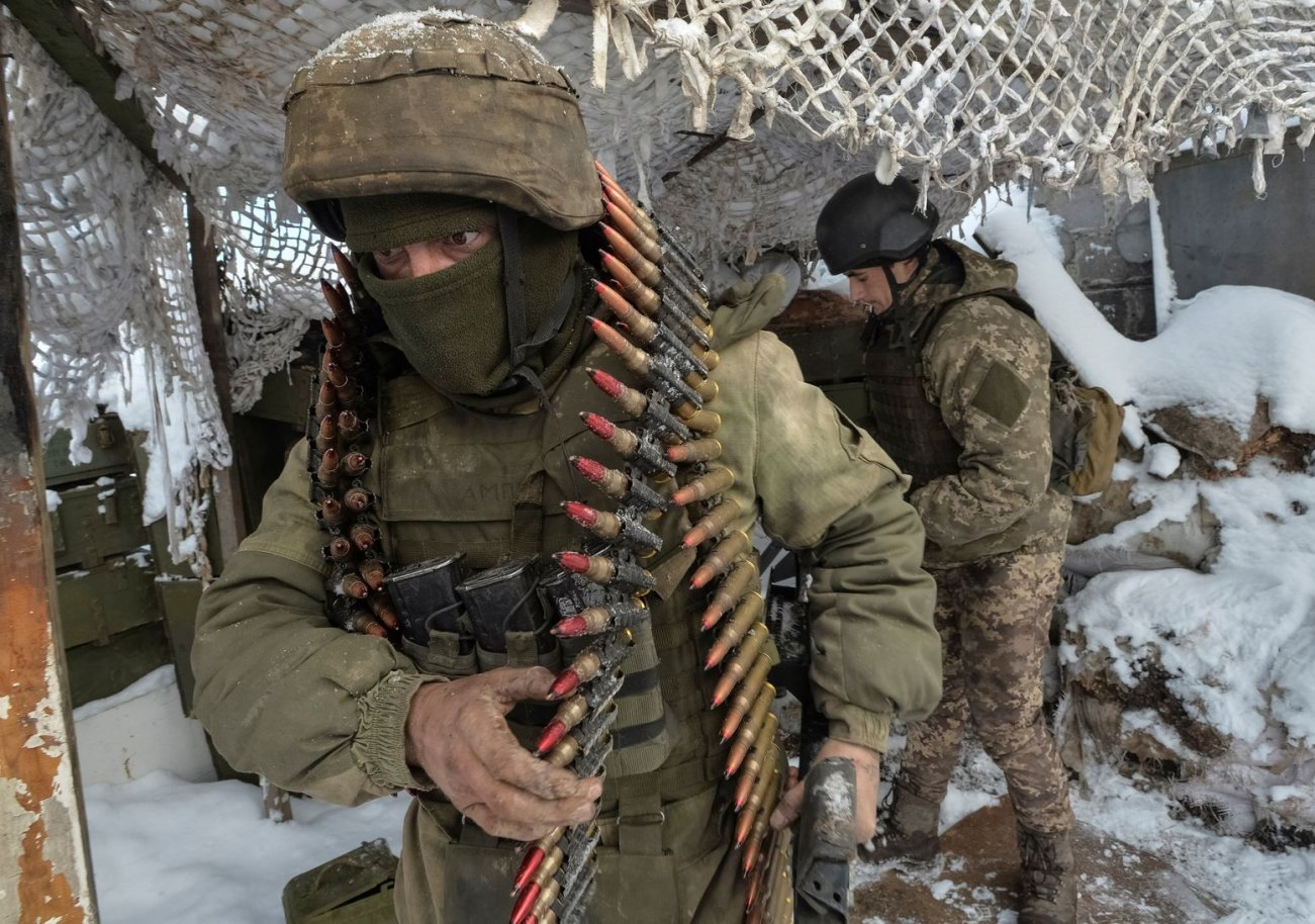 This Is How Ukraine's Arms Industry Can Help It Fight Better