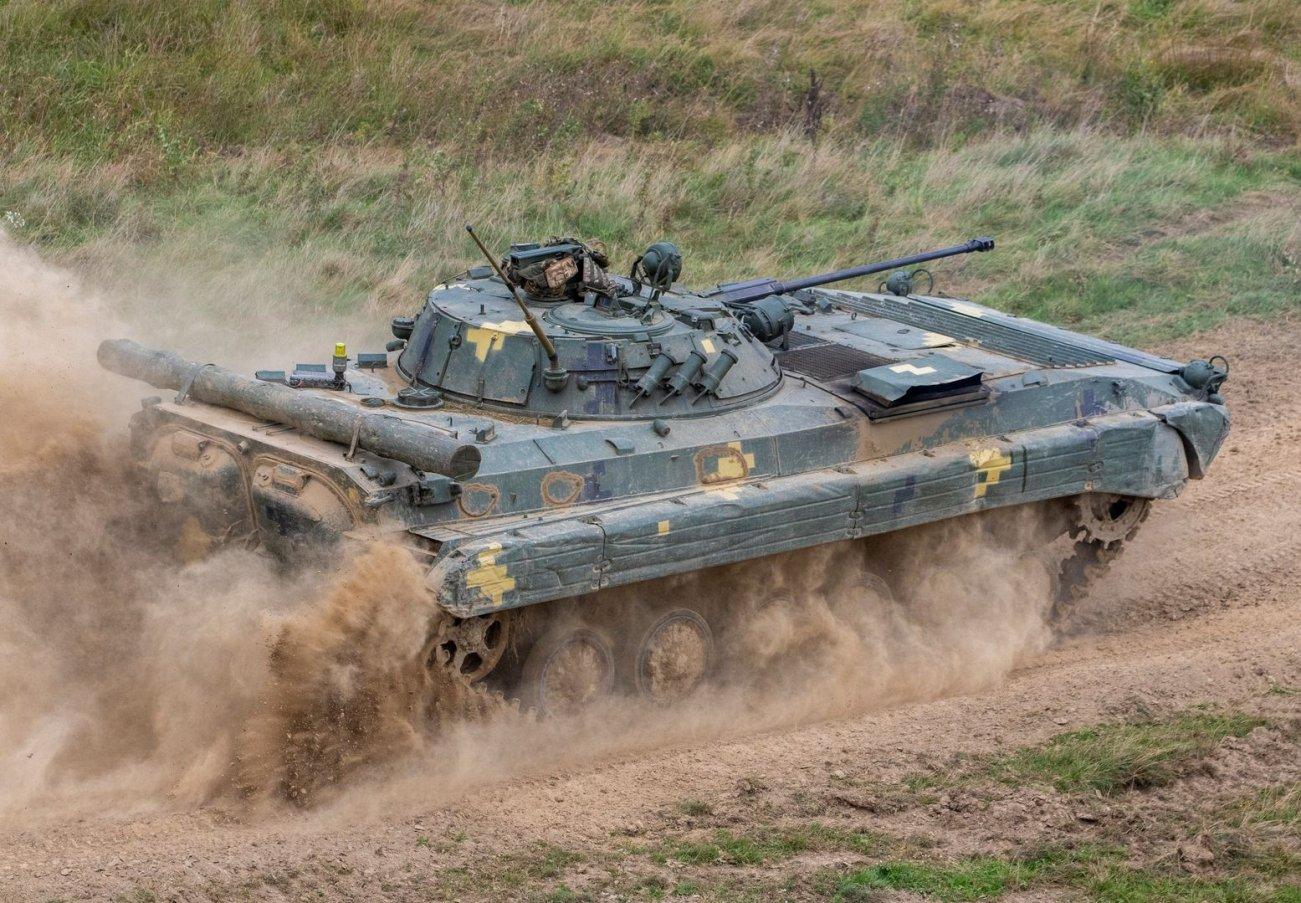 Killer Army Robots for Ukraine?