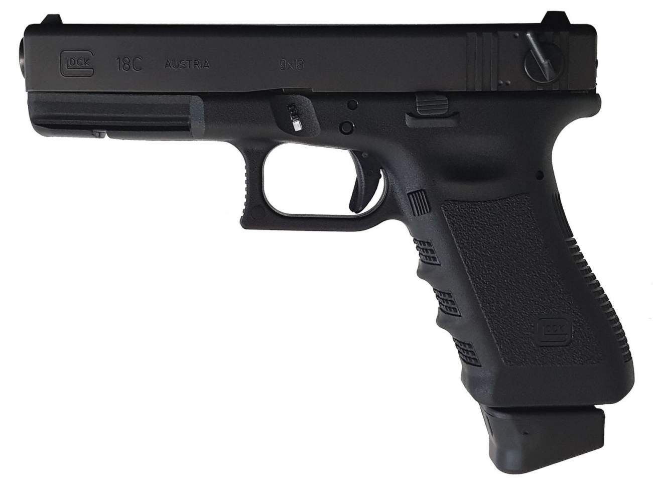 The Glock 18: The Machine Gun That You Can't Buy