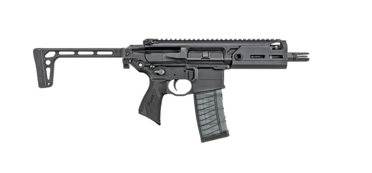 Sig Sauer MCX Rattler: Best Machine Guns on the Planet?