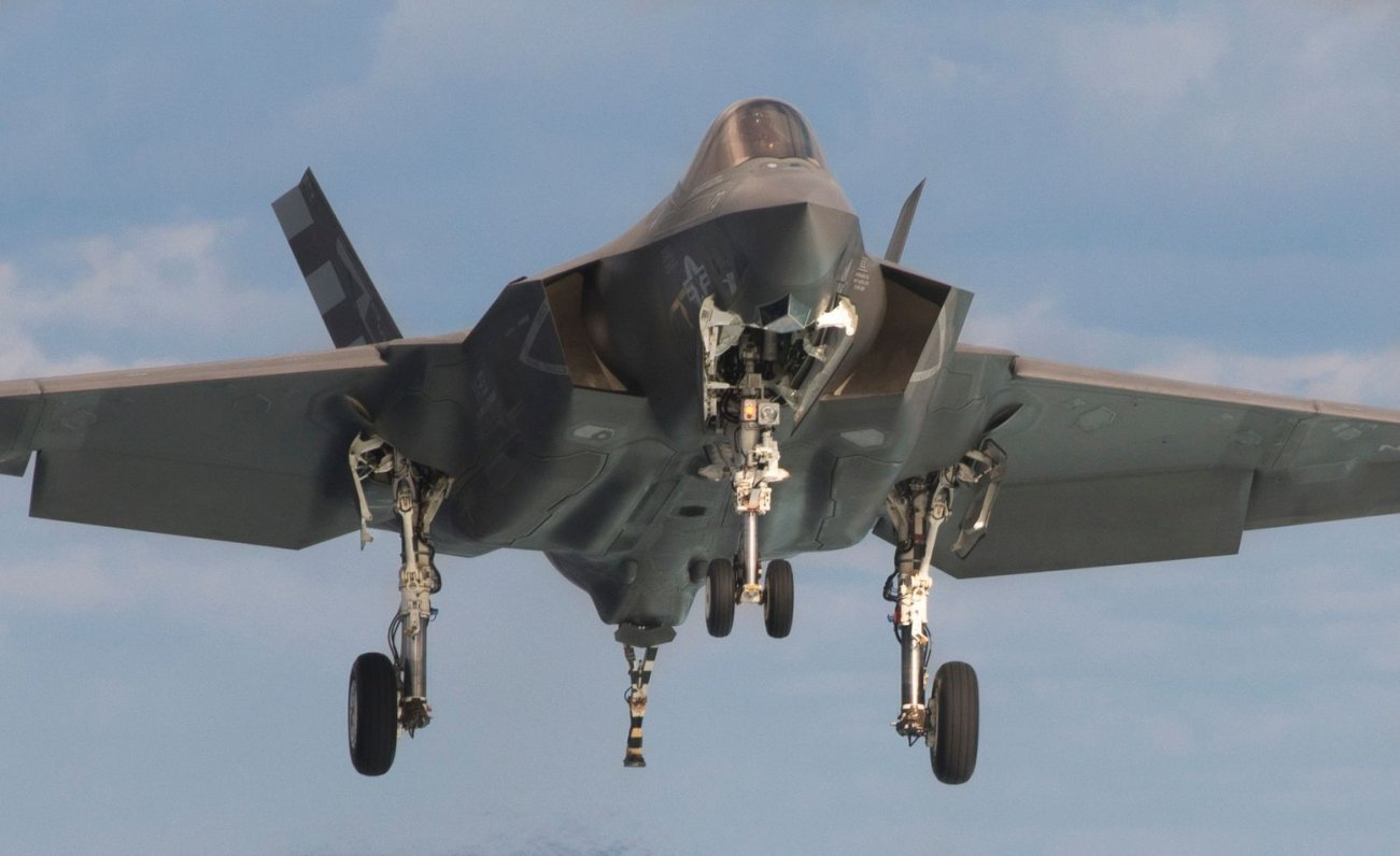 This Might Just Be the F-35s Great Weakness