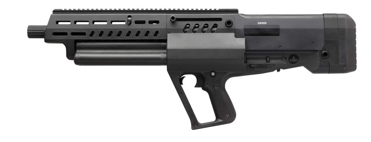 IWI Tavor TS12: The Ultimate Spaceage Looking 'Combat' Shotgun?