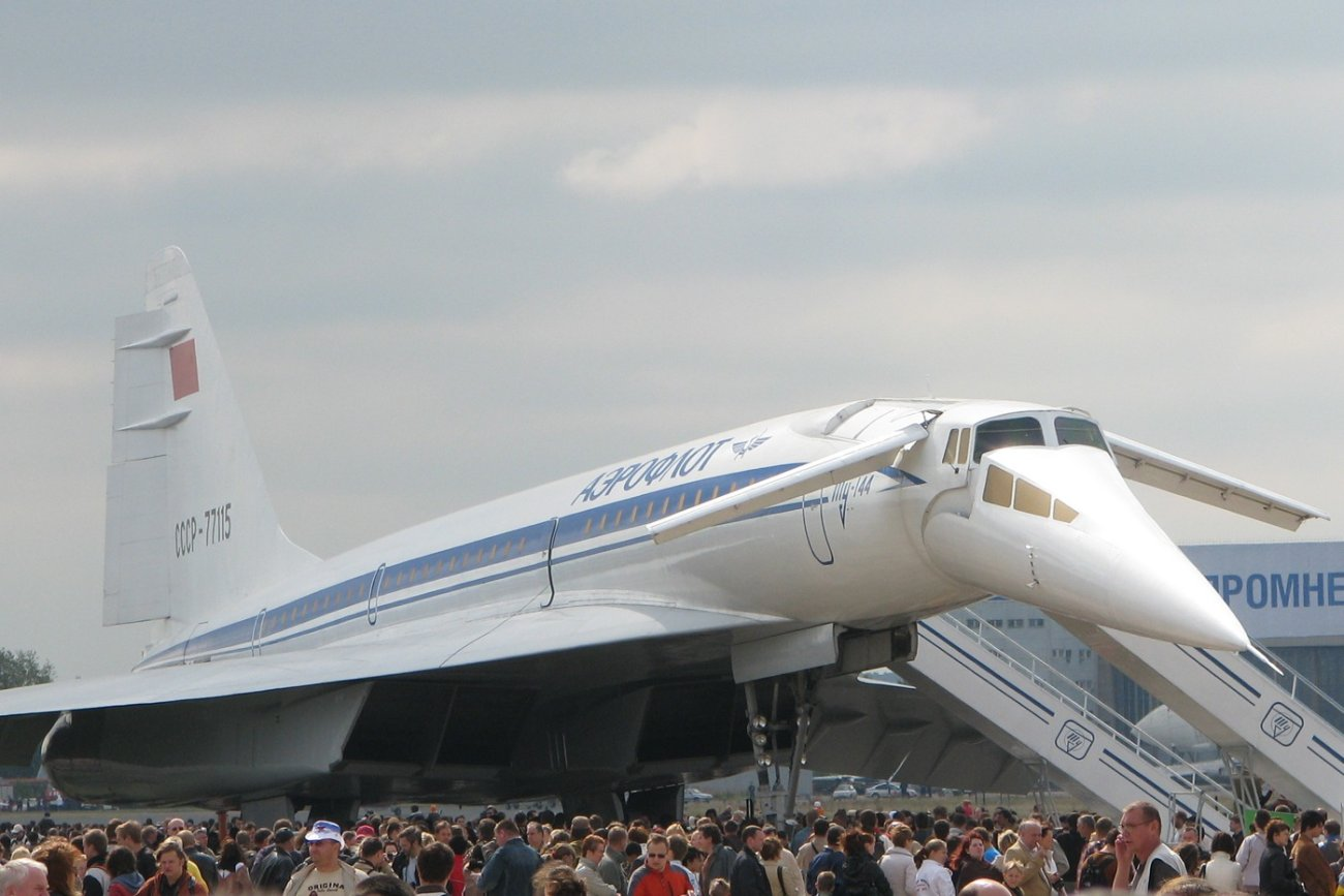 """The Supersonic Tu-144: Why Russia's """"Concorde"""" Was an Unmitigated Disaster"""