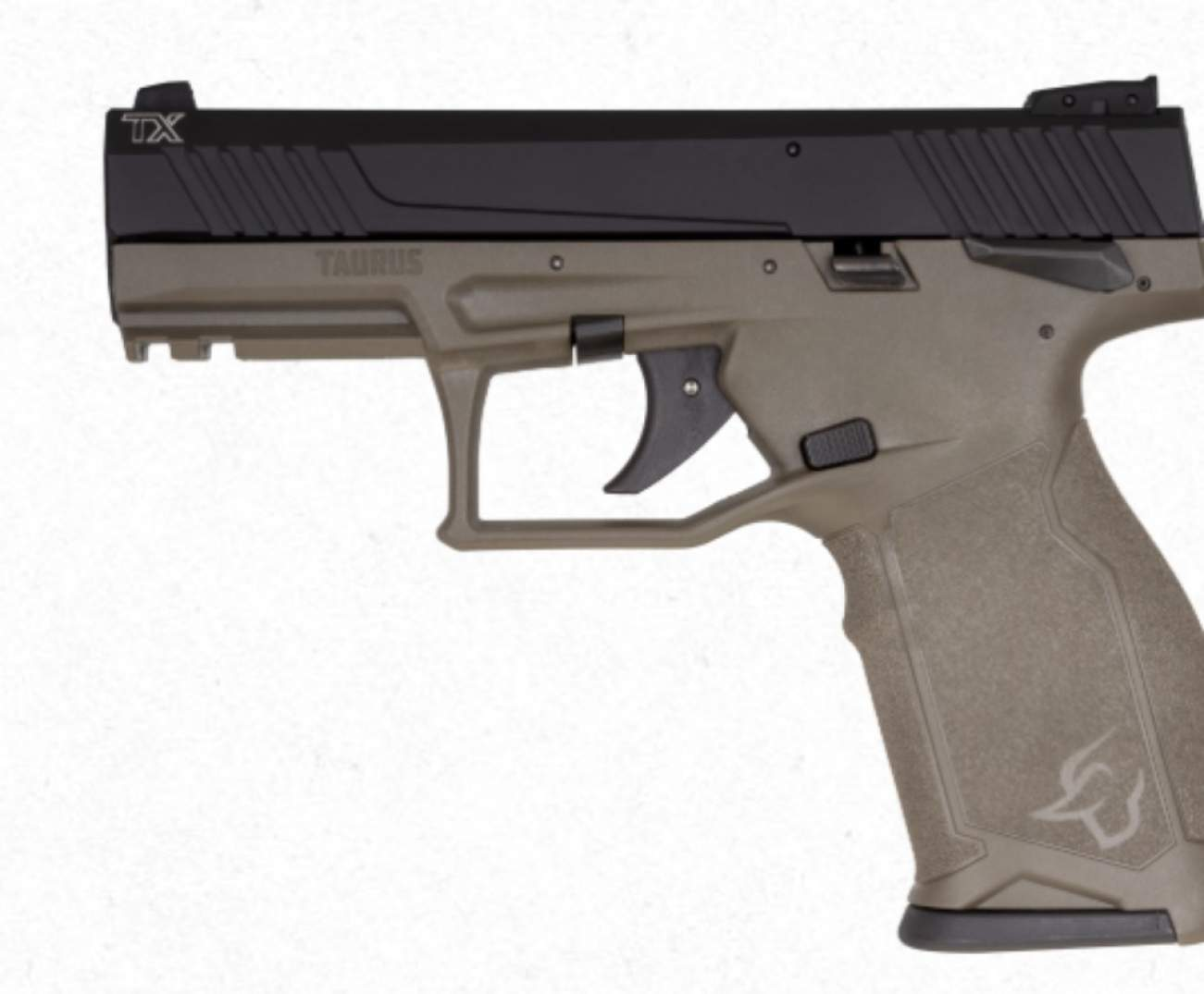 Taurus' Striker-Fired TX-22 .22 Pistol Is Here And Ready To Rock