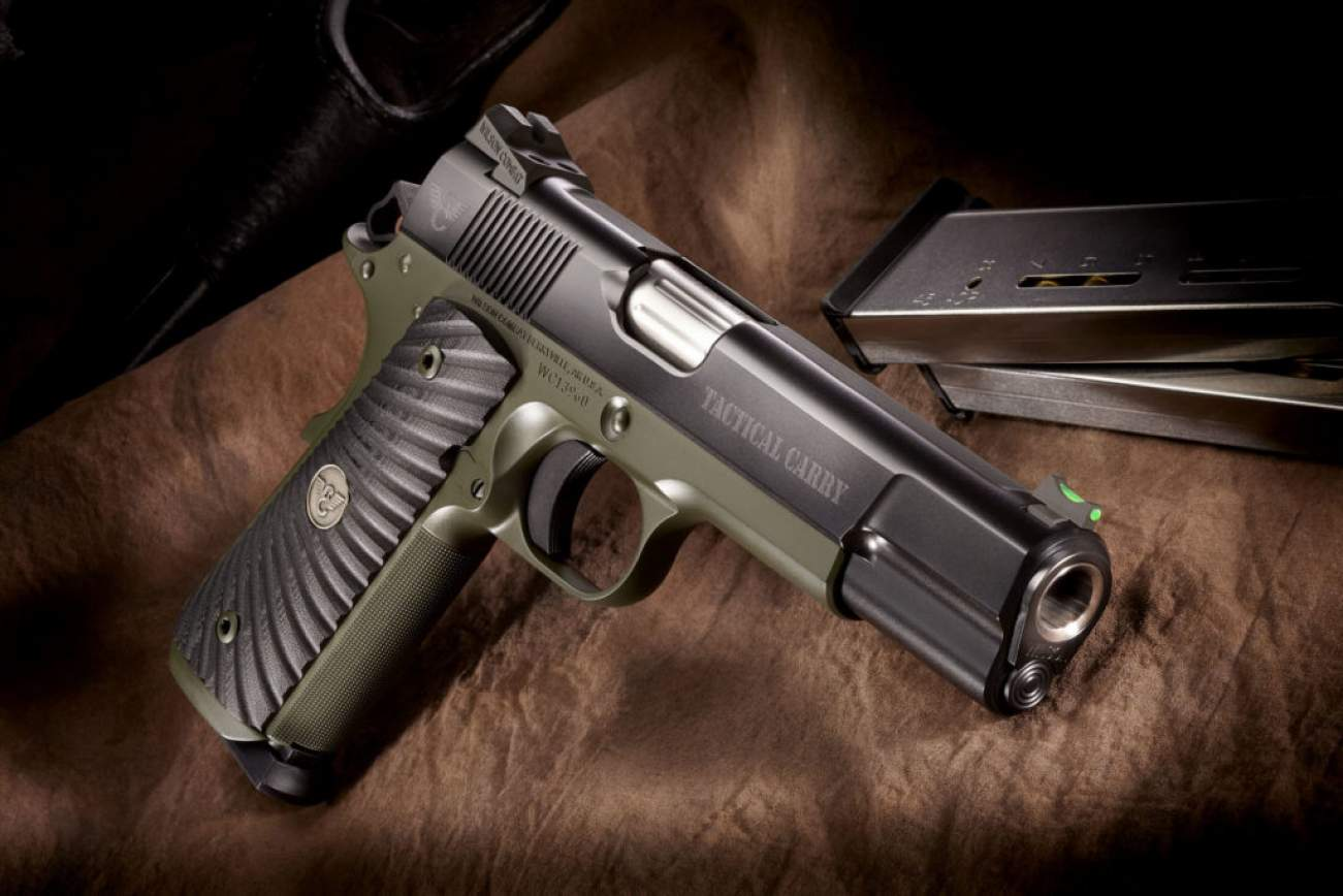 These .45 Caliber Handguns Are The Most Impressive Ever