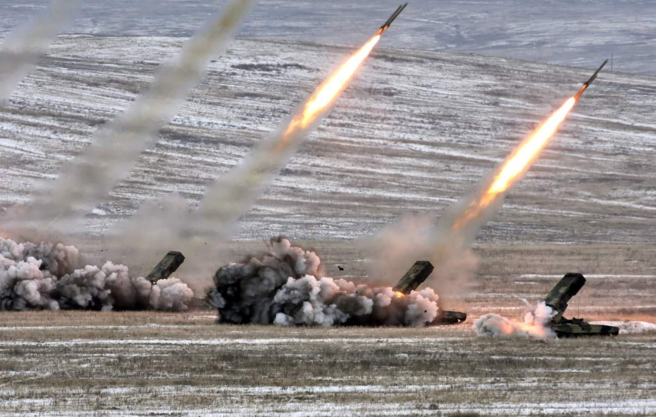 NATO Can't Afford To Overlook Russia's Rocket Artillery