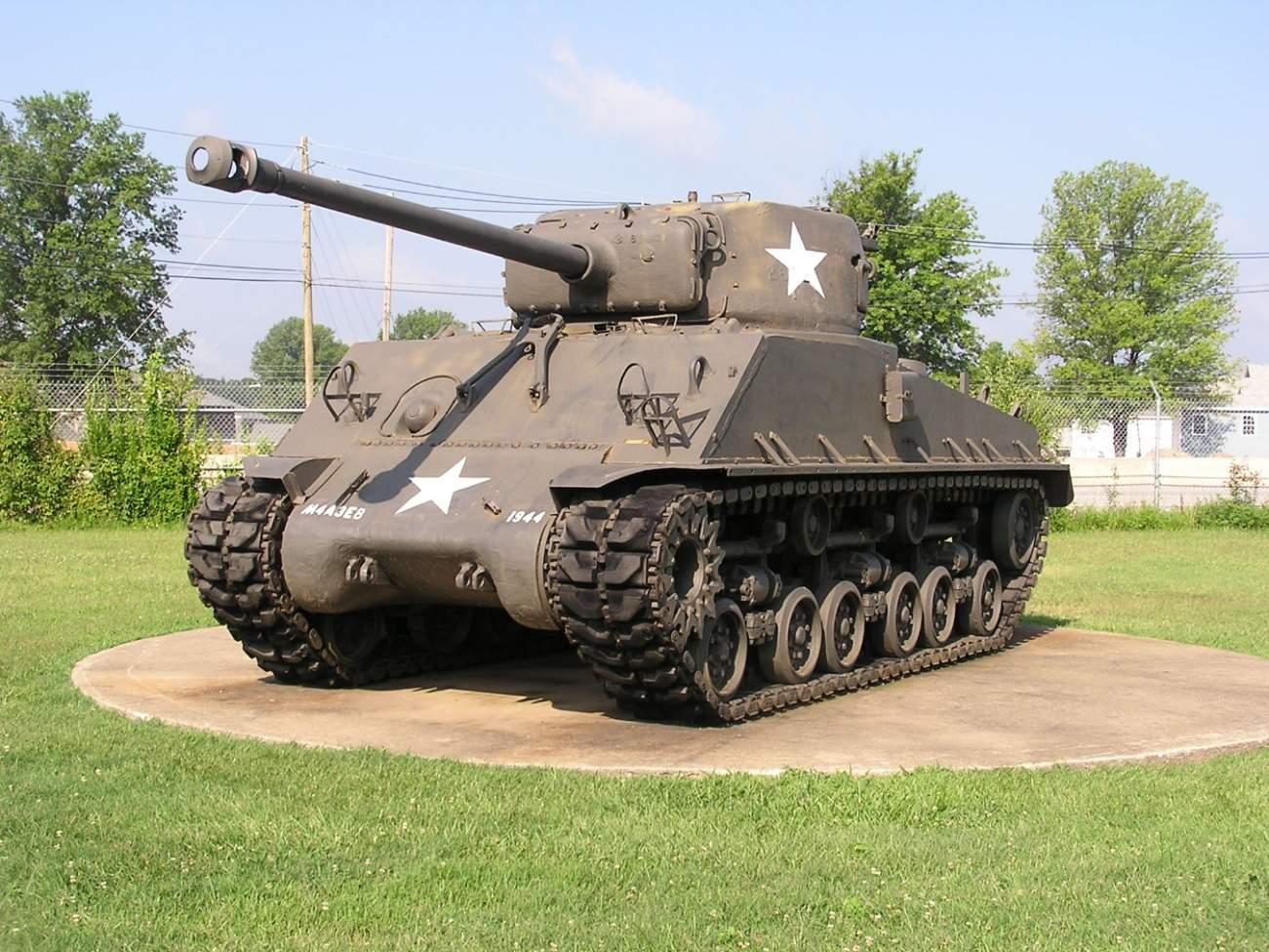The Army's World War II Sherman Tank Wasn't Perfect (But It Won World War II?)