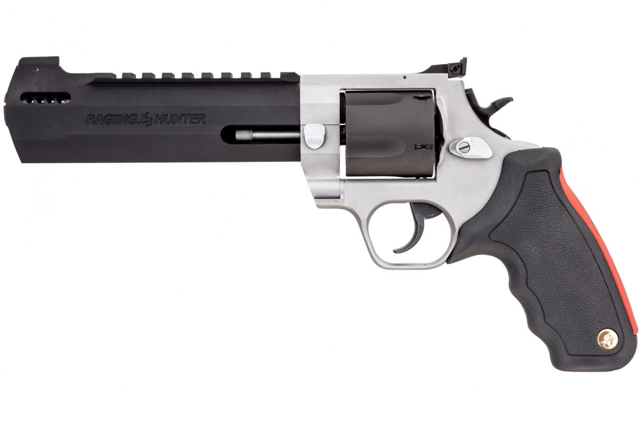 Taurus' New Range Hunter .44 Magnun Handgun: Everything You Need To Know.