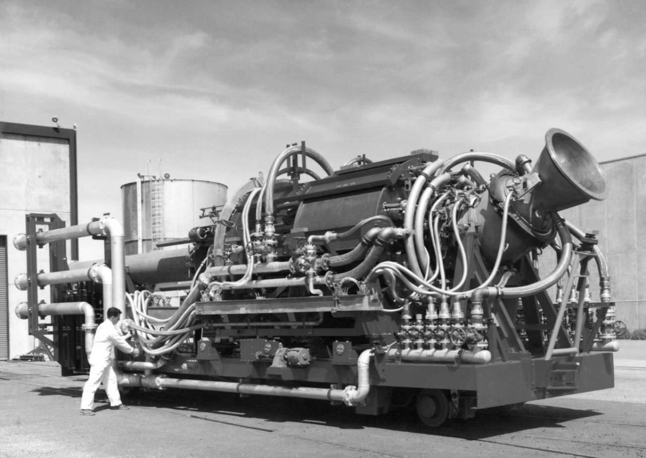 Nuclear Ramjets: From Underwater, this Engine Could Have Sent a Manned Submersible Flying at Mach 4
