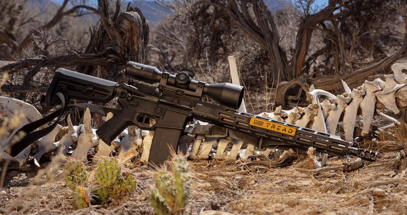 Sig Sauer SIGM400 Tread: Is This the Best AR-15 on the Planet?