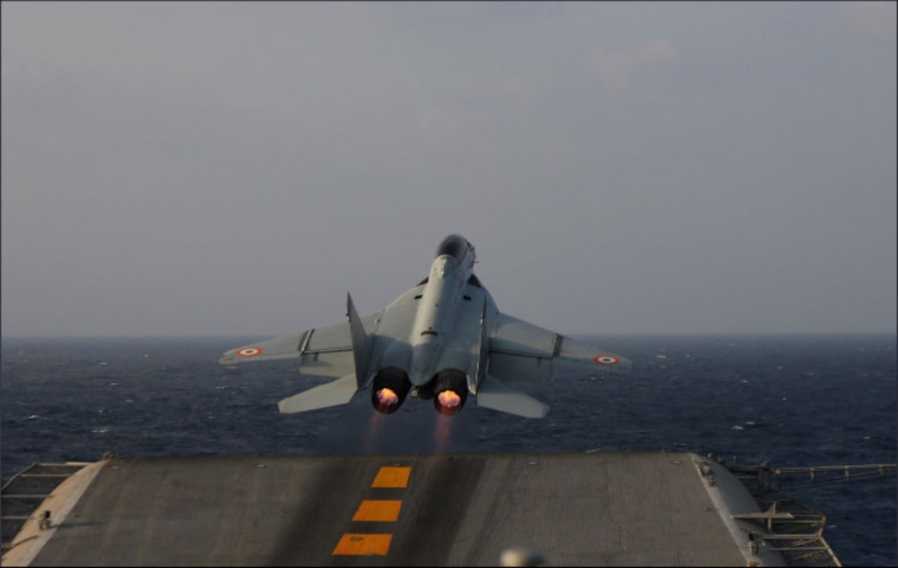 India's Biggest Military Mistake: Buying a Russian Aircraft Carrier