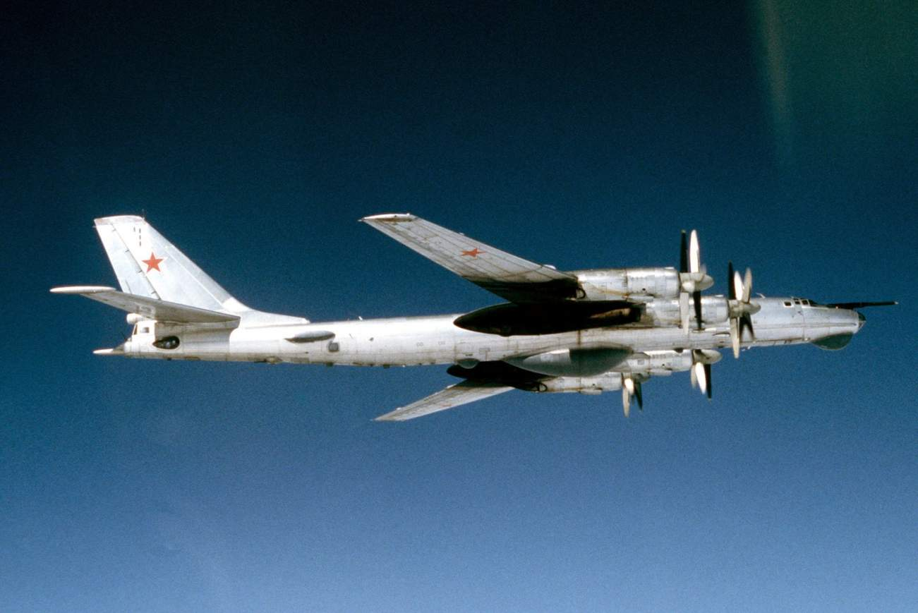 Russia Is Upgrading Its Old, Propeller-Driven Tu-95 Bombers