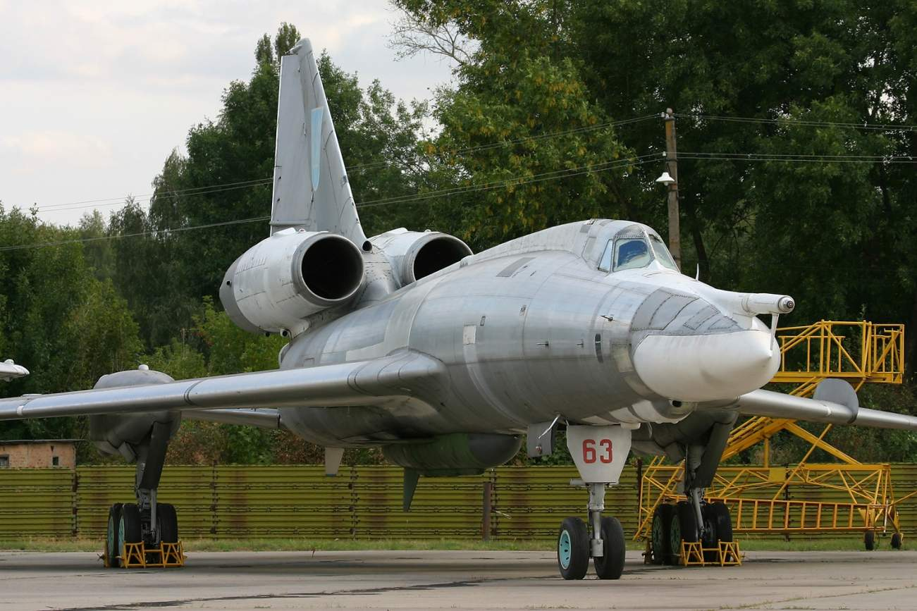 Russia Wants Its Tu-22M3 Bombers To Control The Black Sea