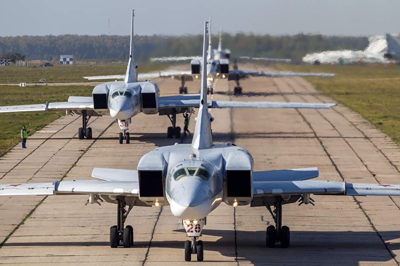 Russia's Loves Its Cold War Tu-22M3 Bomber As Much As Its Enemies Hate It