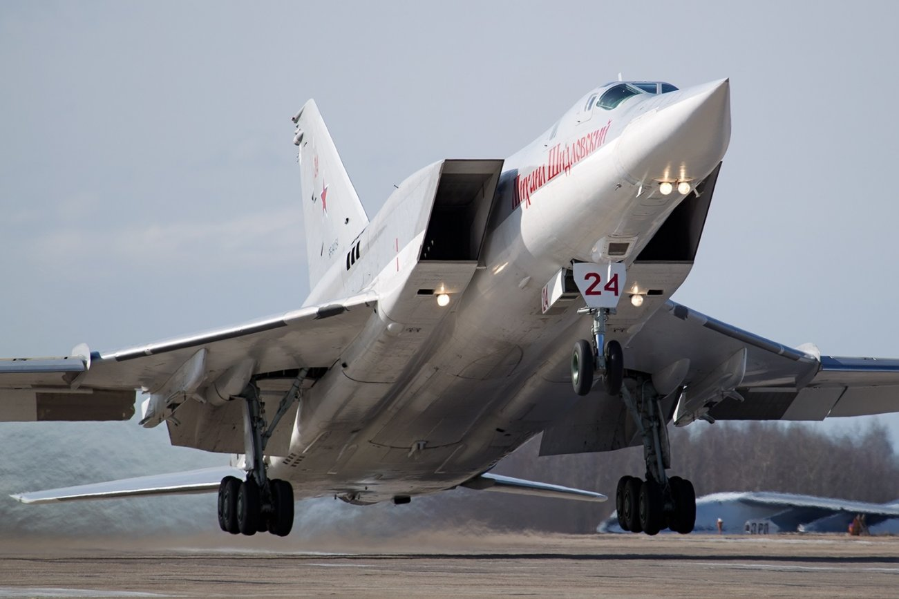 Russia's Backfire Bomber Is Back (And Ready to Wage a Nuclear War or Kill Aircraft Carriers)