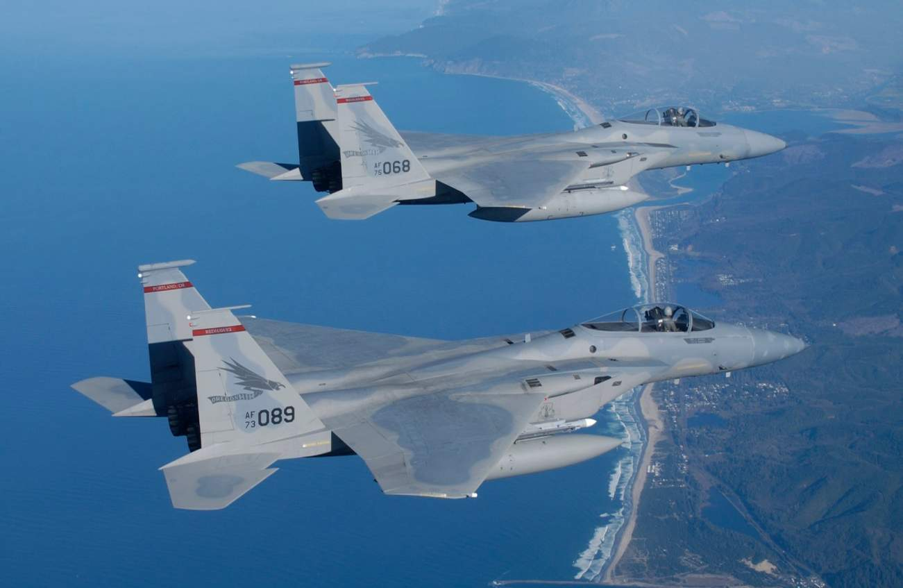 The F-15X: The Plane the Air Force Needs to Buy (What About the F-35?)