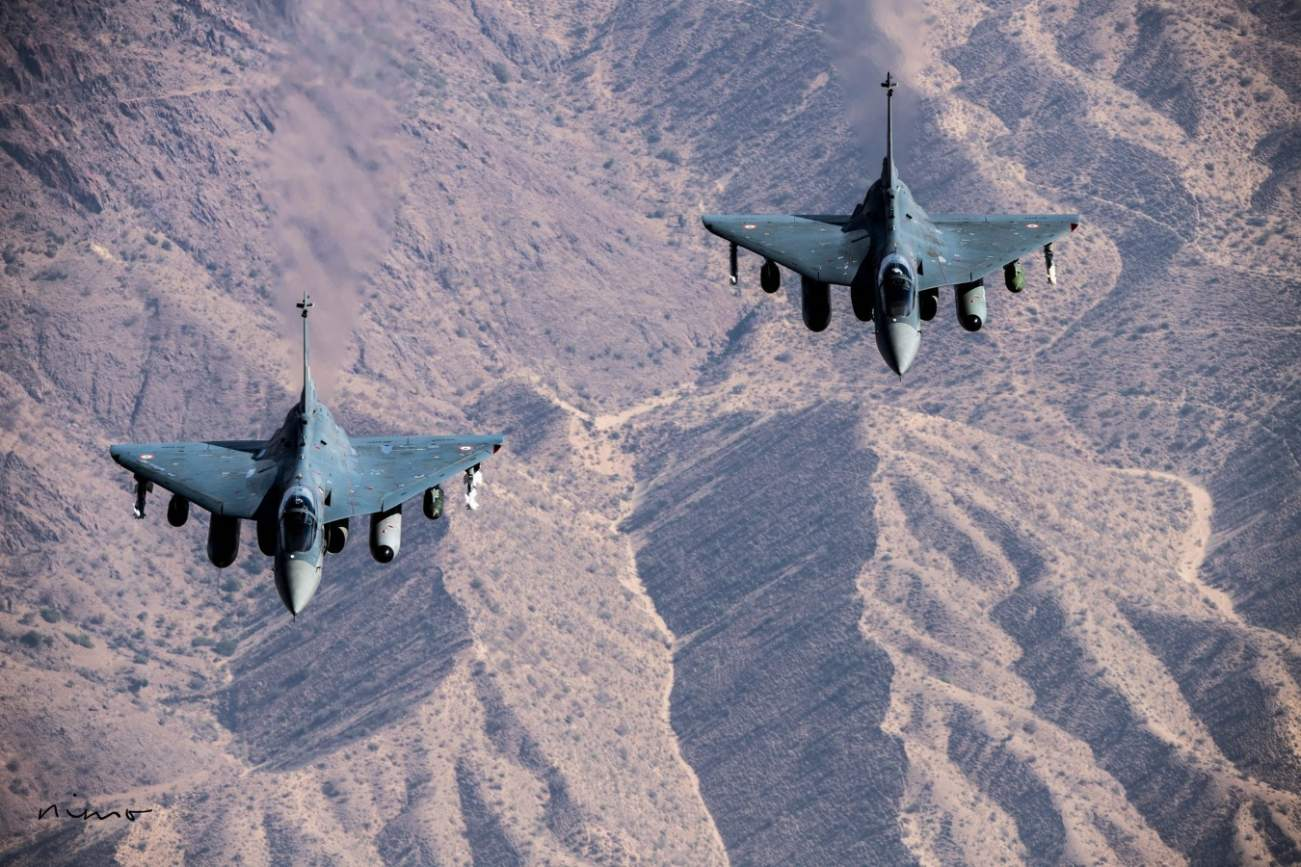 India May Build Its Own Carrier-Based Jet