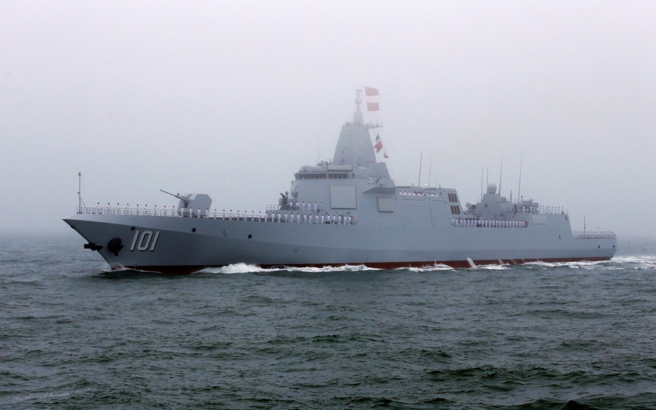 China's Navy Will Soon Have Almost 40 of These Modern Warships
