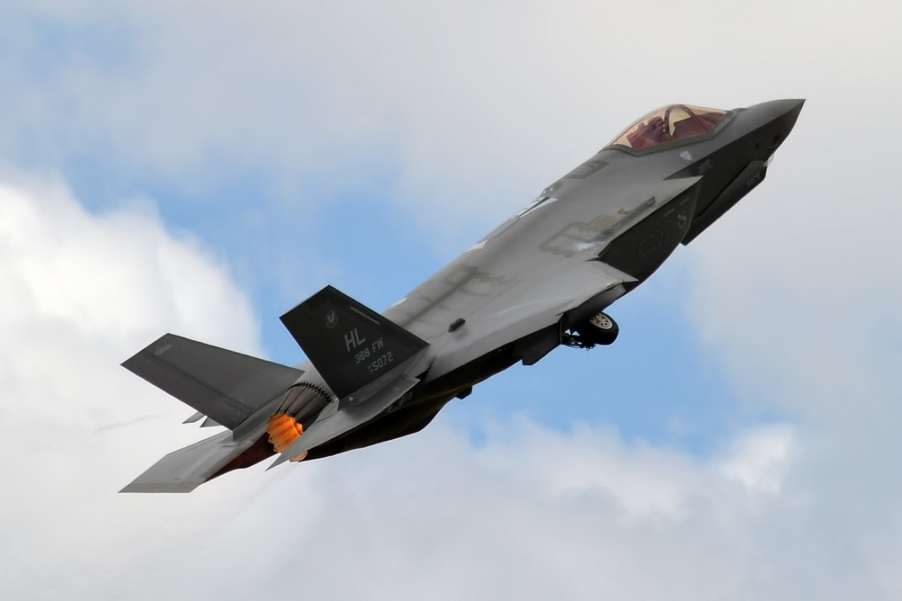 Another Neat Trick by the F-35: A Tank Killer?