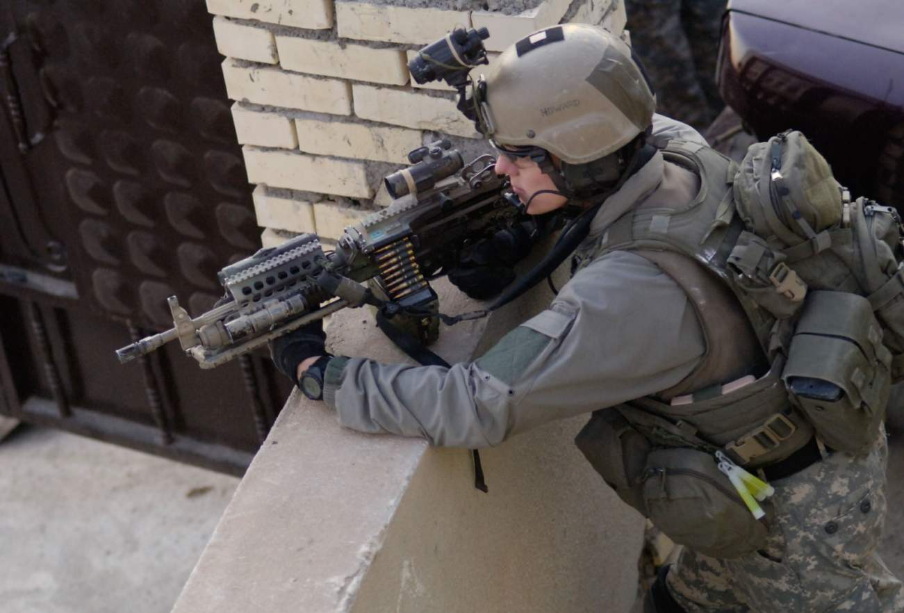 The U.S. Military Is Moving On, But SOCOM Still Likes These Machineguns