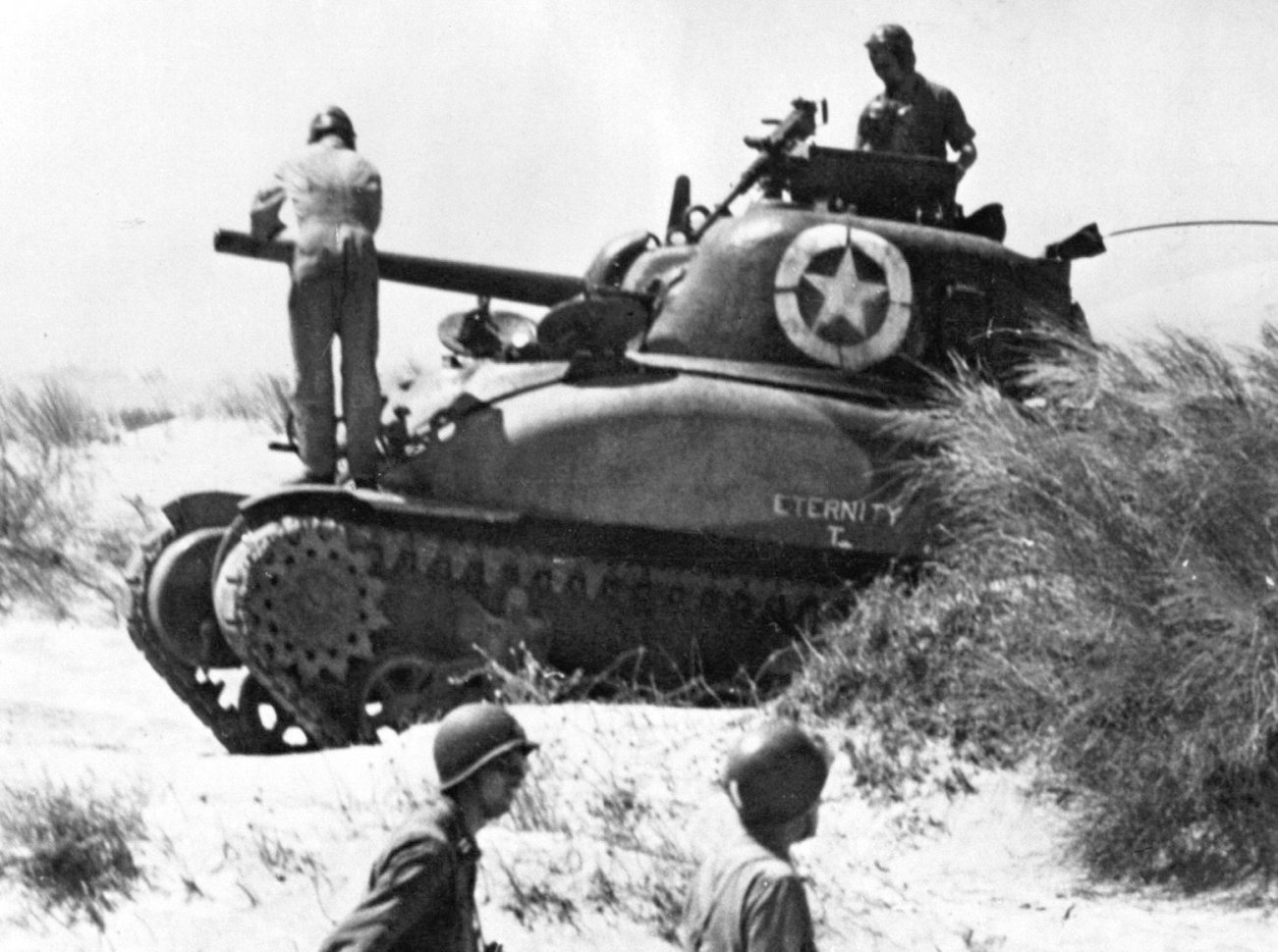 How America's Sherman Was the Best (And Worst) Tank of World War II