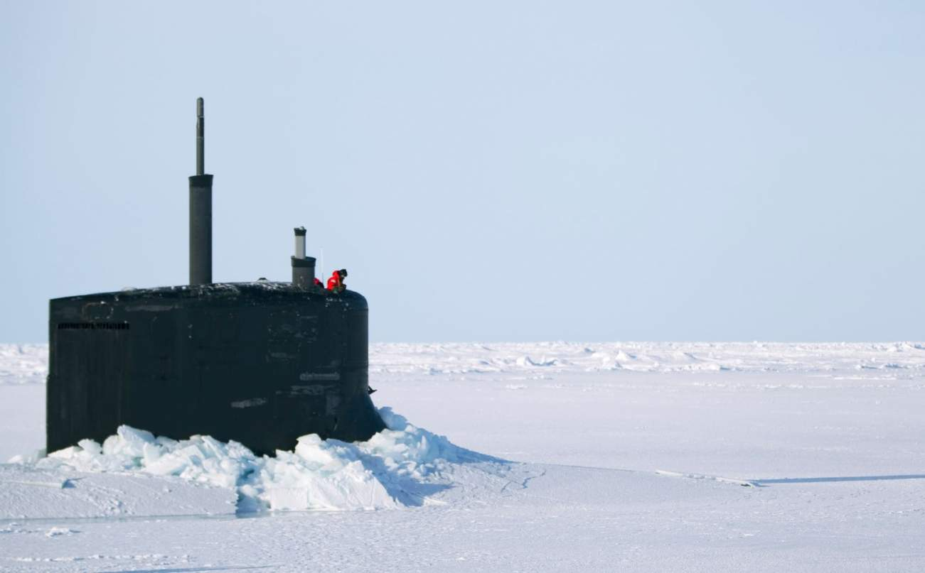 How the Seawolf-class Submarine Shares Stealth with the F-22 Raptor