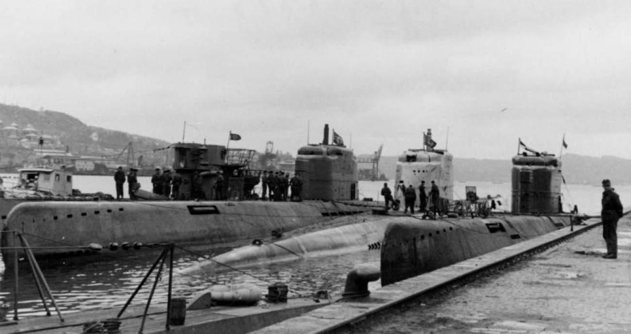 Adolf Hitler Hoped Nazi Germany's Super Submarines Would Win World War II