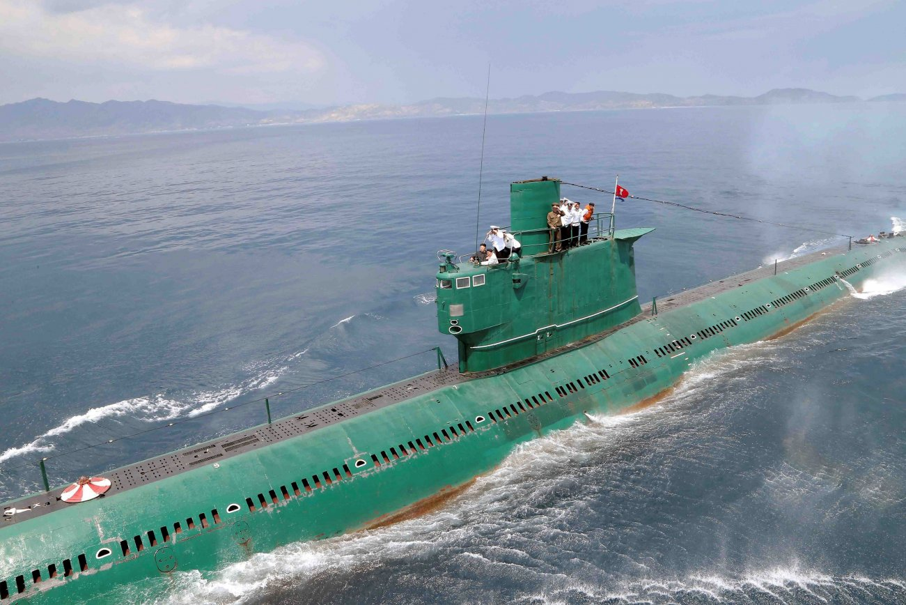 Rumor Has It That North Korea May Help Built Submarines for Taiwan