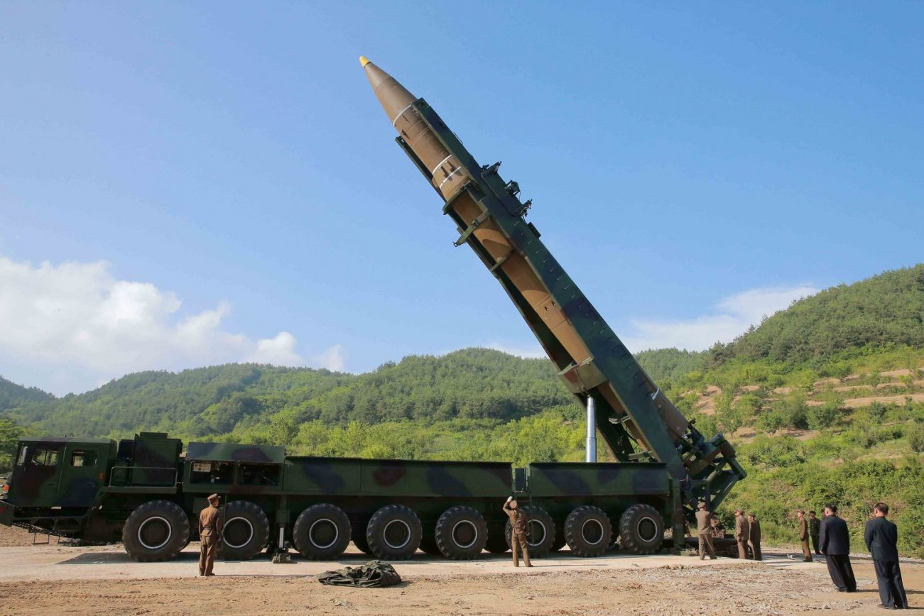 Here Are 5 North Korean Weapons That Keep World Leaders Awake at Night