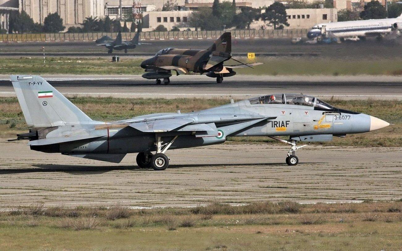 Iran's Navy Has a Fake Fighter Jet Problem