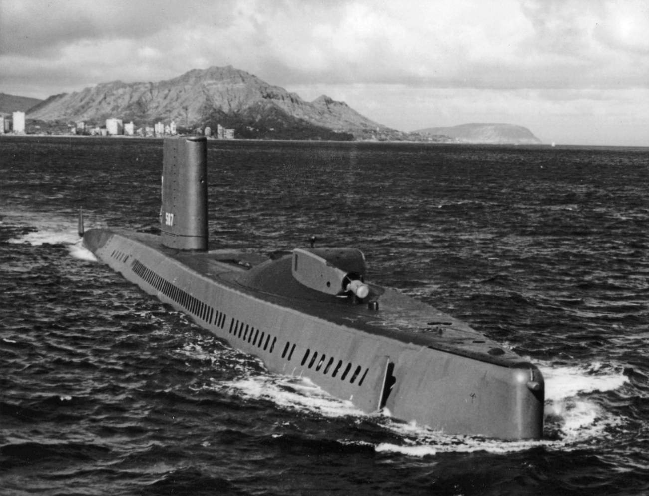Russia Feared This Submarine More Than Any Other