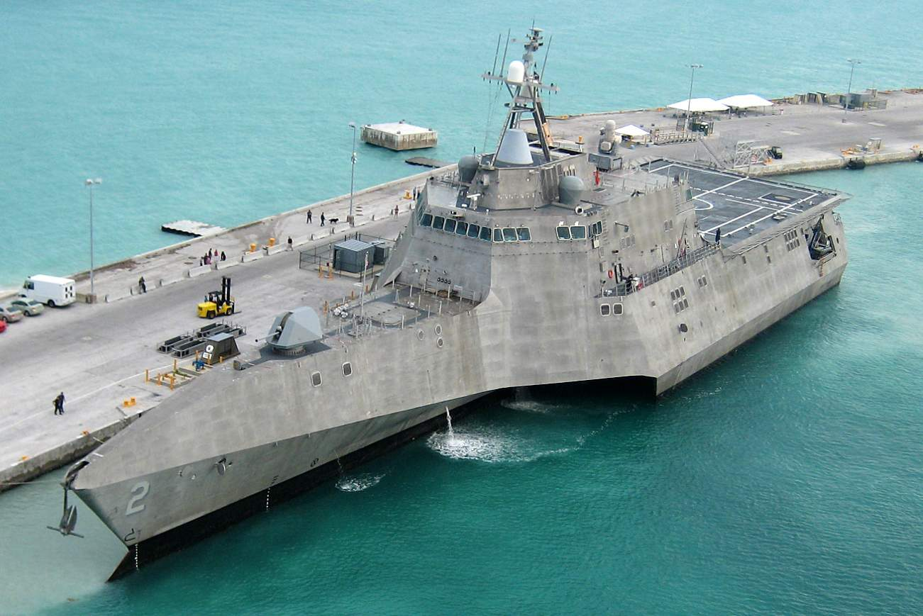 No Returns: The U.S. Navy Is Liable For All Fixes On Its New Frigate