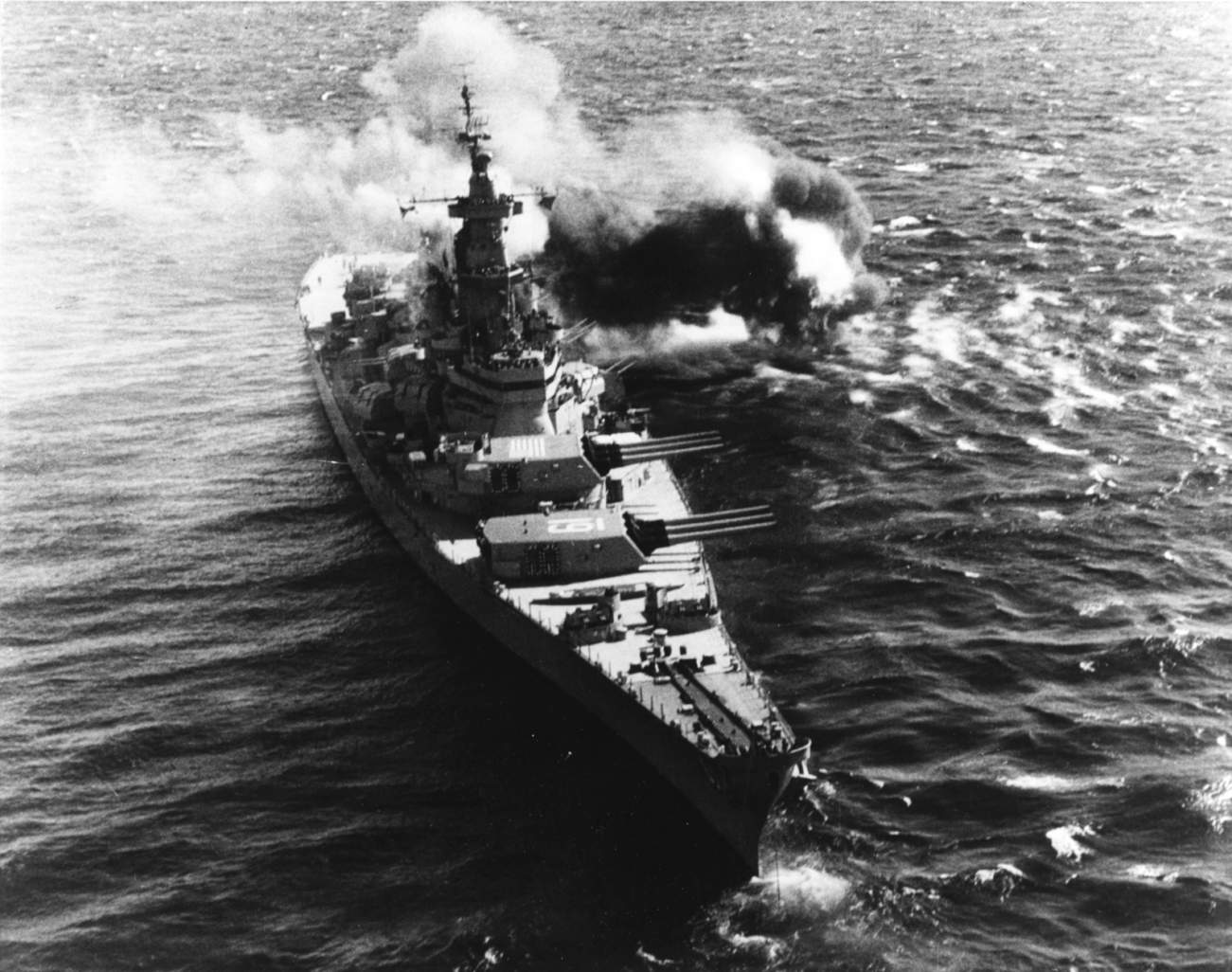 No Bullets? Just One More Reason Why America's Battleships Are Gone For Good