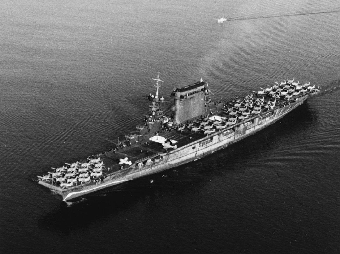 By Sacrificing an Aircraft Carrier at Coral Sea, America Won World War II?
