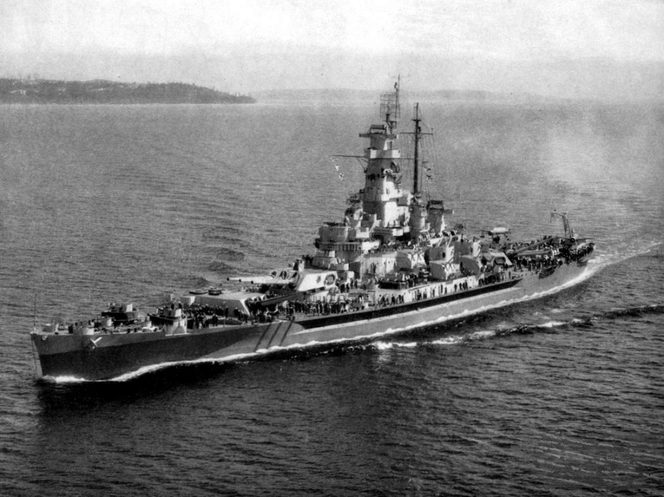 This Battleship Terrorized Imperial Japan (And Help Win World War II)