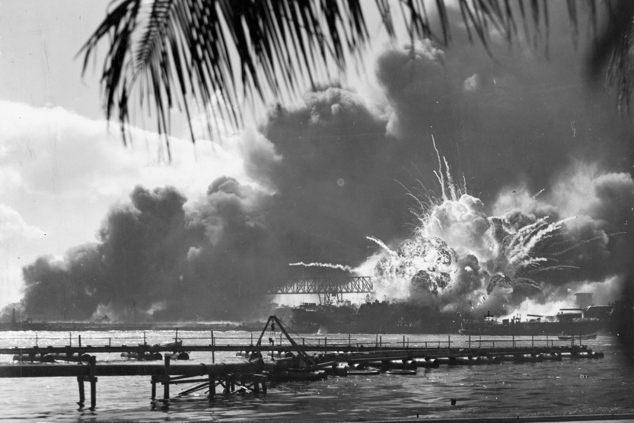 Question: Was the Japanese Attack on Pearl Harbor Inevitable?