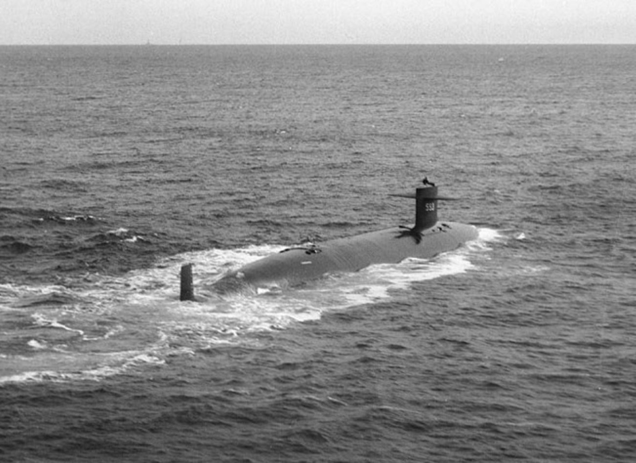 How This U.S. Navy Attack Submarine's 'Eternal Patrol' Really Happened