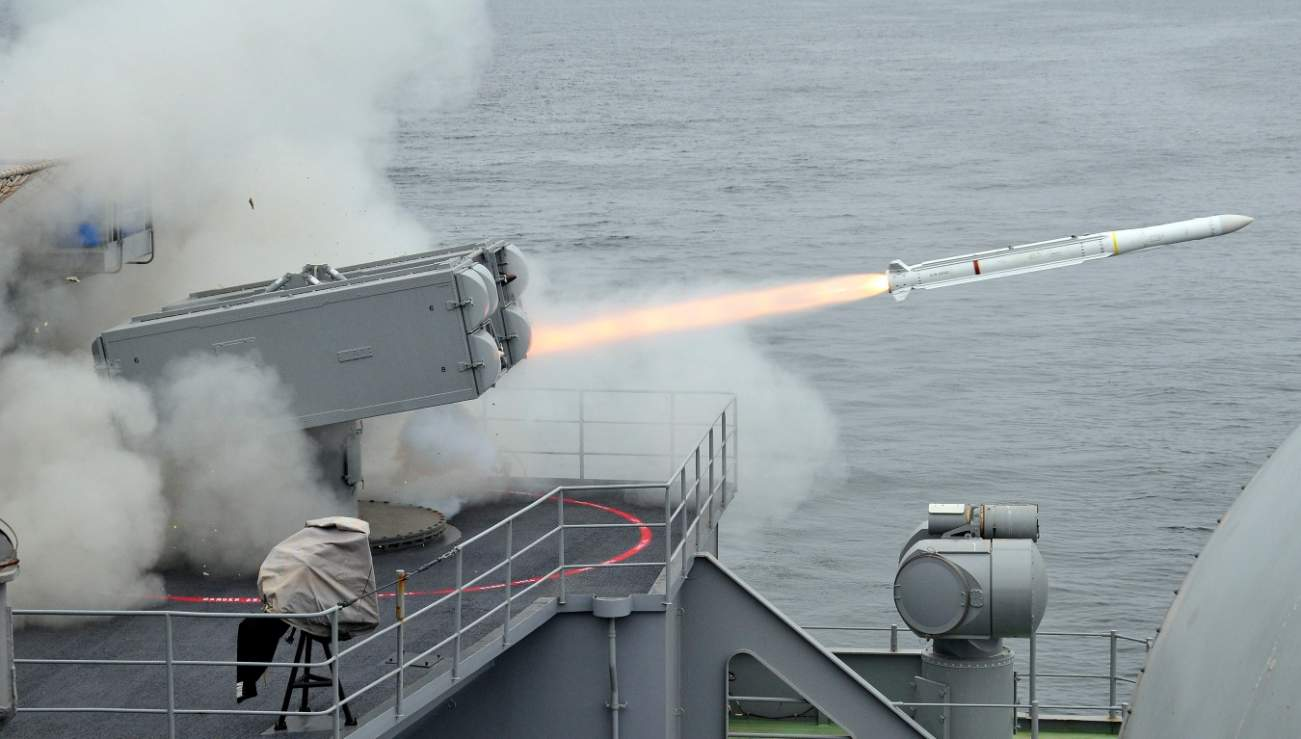 The Navy Hopes This New Weapon Will Solve China's Anti-Ship Missile Threat