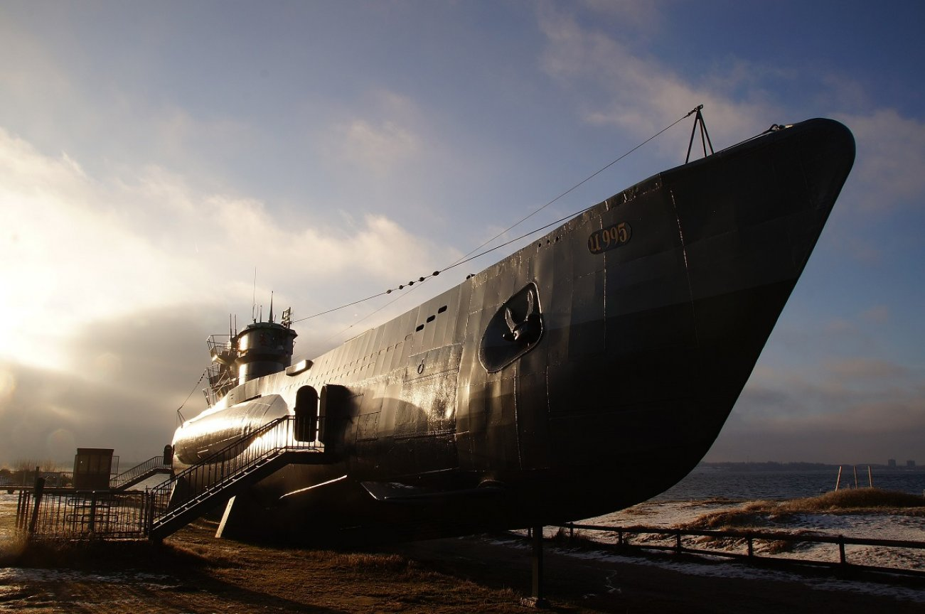 No Really, America Used Wooden Warships to Fight Nazi Submarines