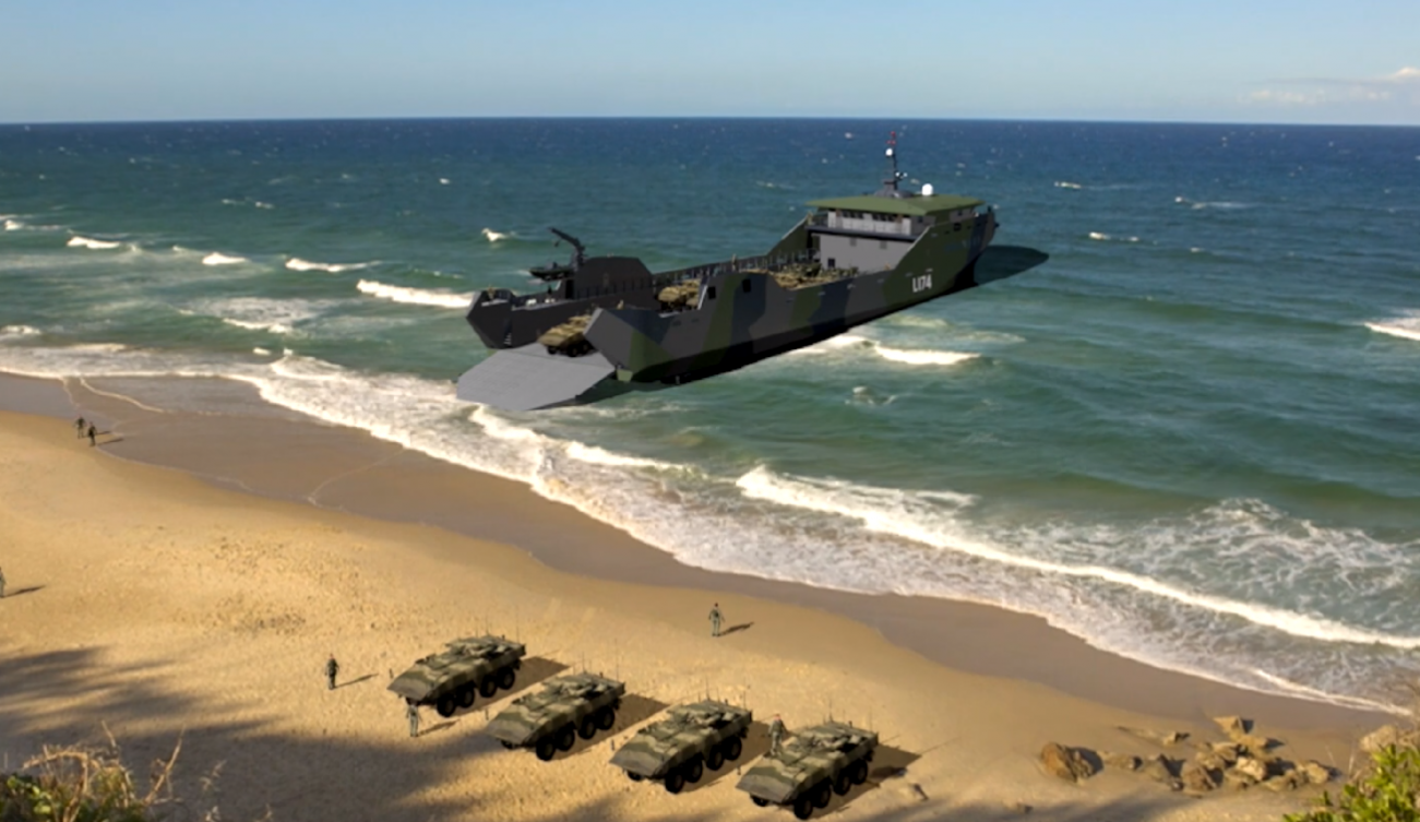 This Weird Little Ship Could Be the Future of Amphibious Warfare