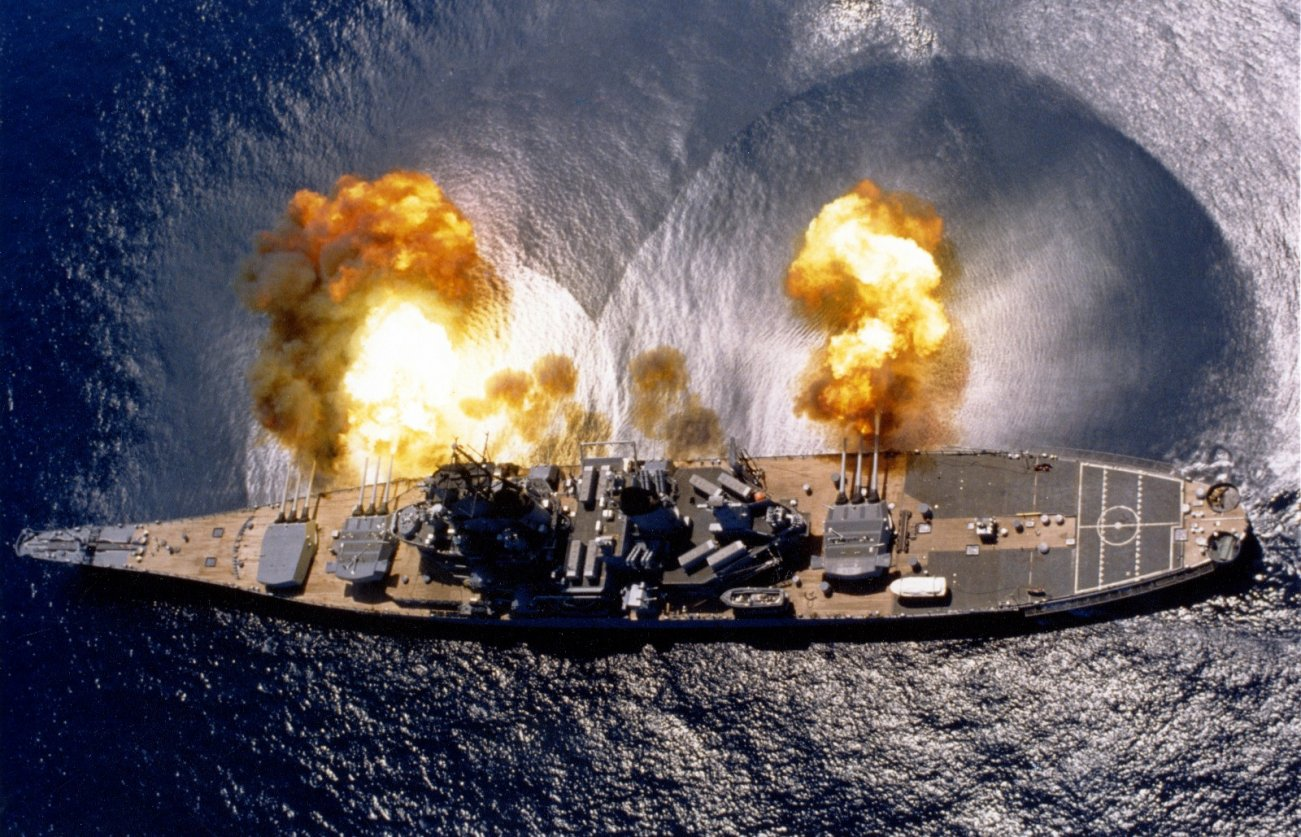 64,500 Tons of Terror: The Montana-Class Battleship Could Have Been Epic
