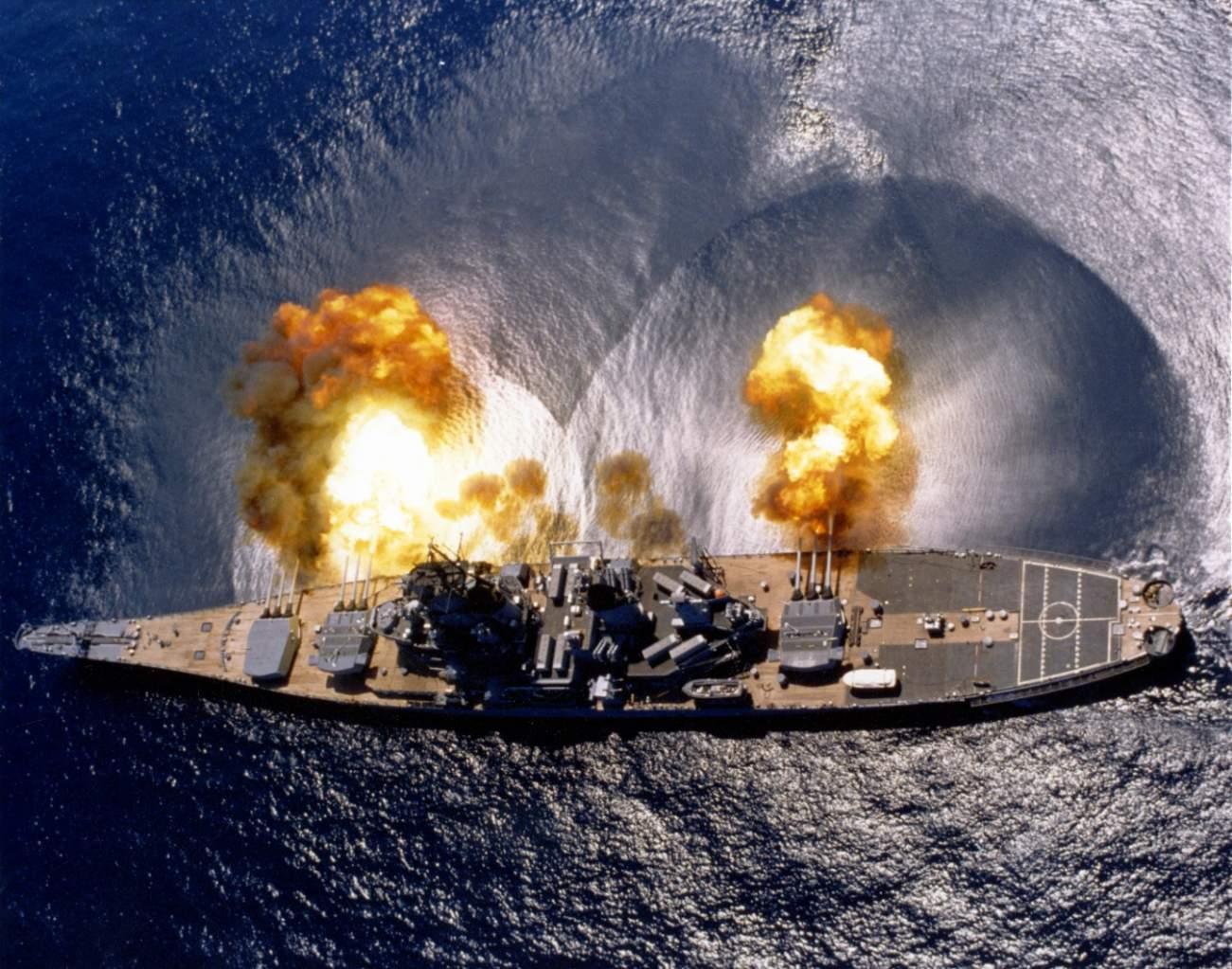 Fire the Guns!: Meet the 5 Baddest Battleship Battles Of All Time