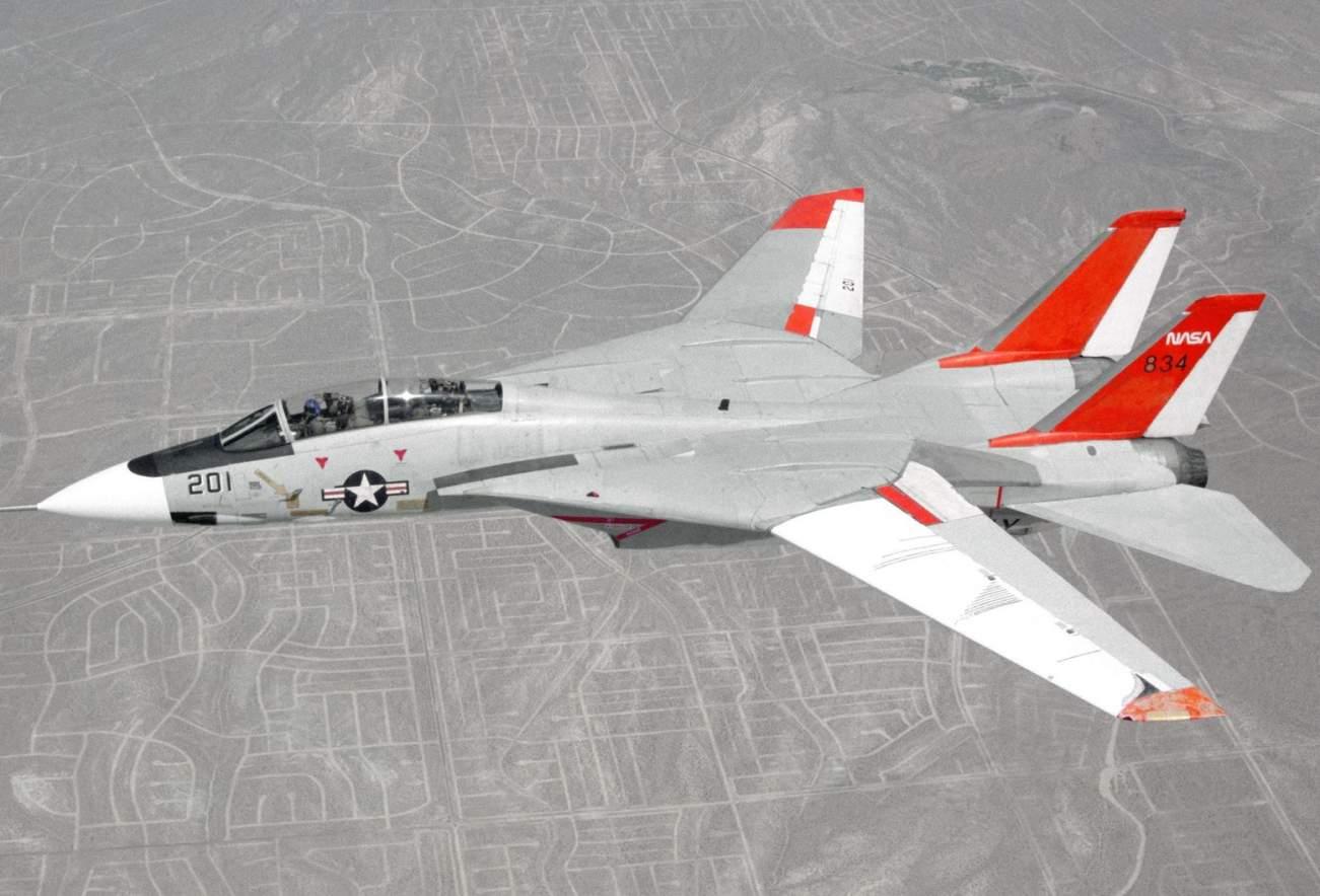 During the Iran-Iraq War, Tehran's F-14 Tomcats Scored 160 Kills