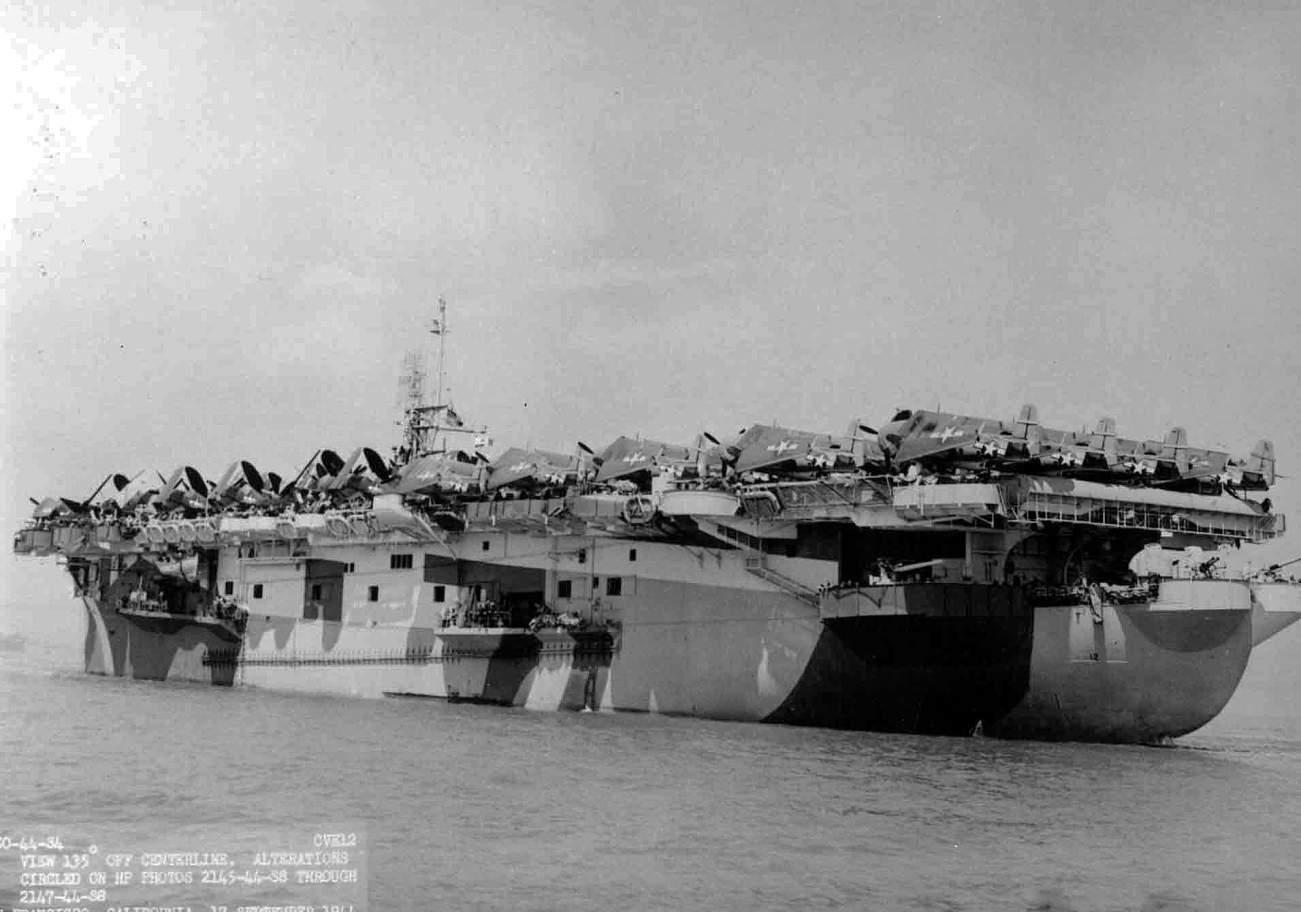 During the Vietnam War, Commandos Sunk a U.S. Aircraft Carrier