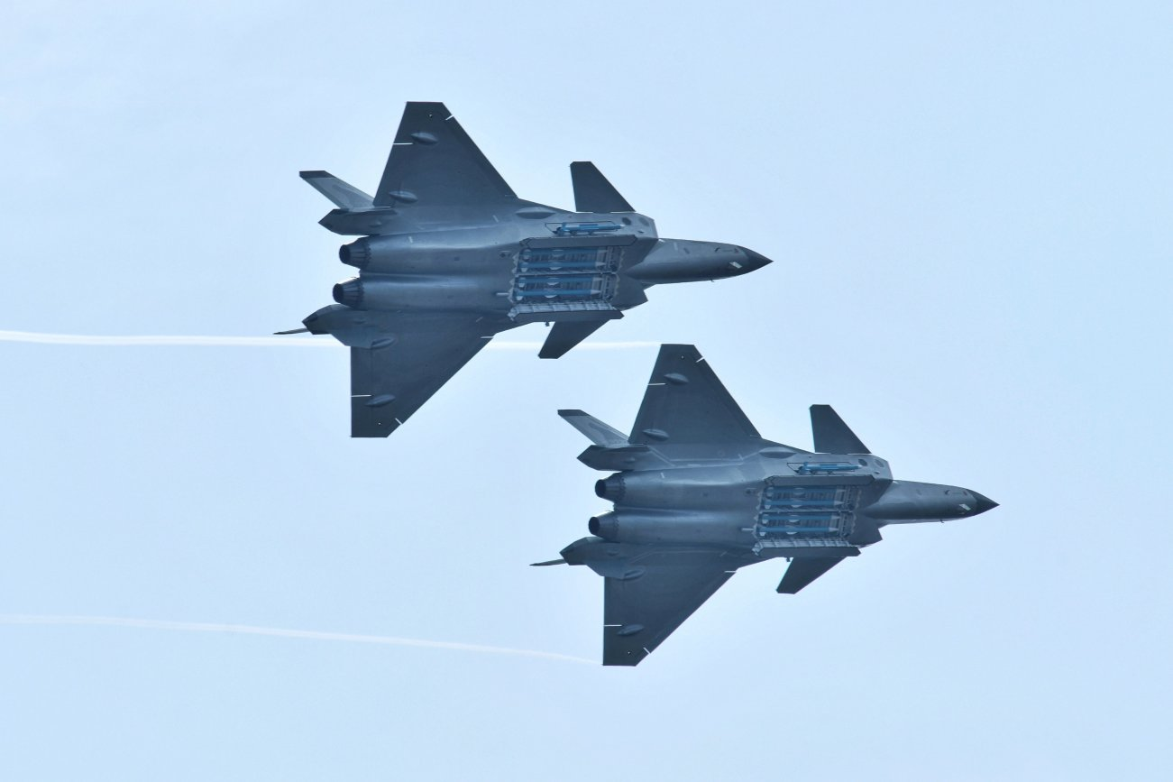 China Wants a 6 Carrier Navy with J-20 Stealth Fighters