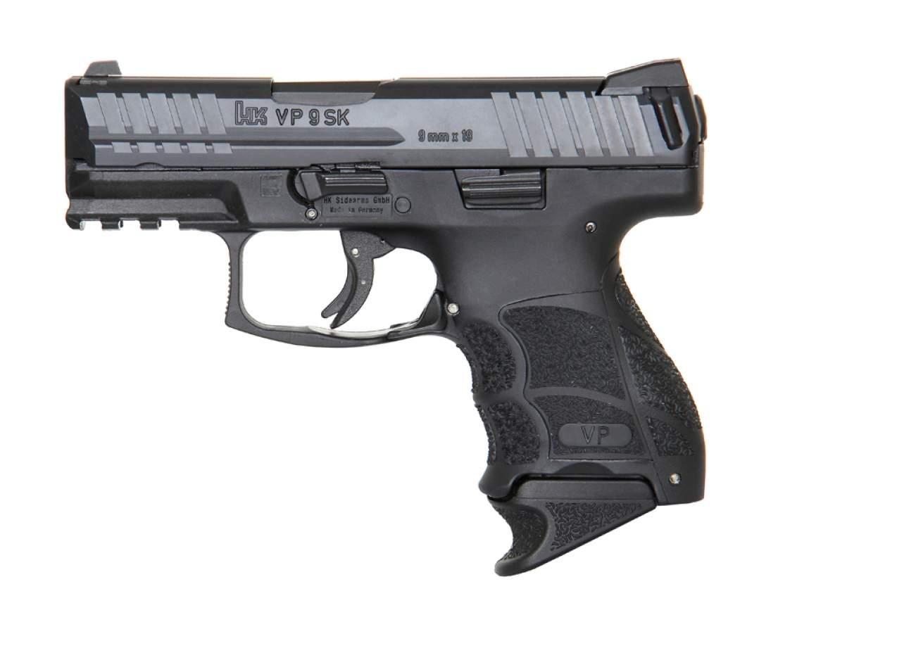 Battle Of Pistols: Can Heckler & Koch's VP9 Pistol Beat The Glock 19?
