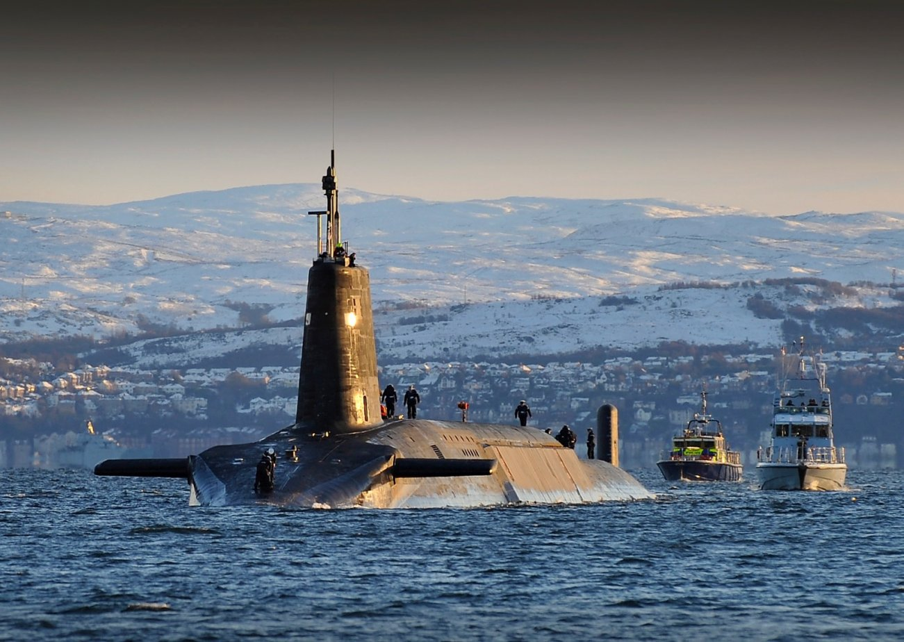The Royal Navy's Perisher Submarine Training is The Best In the World