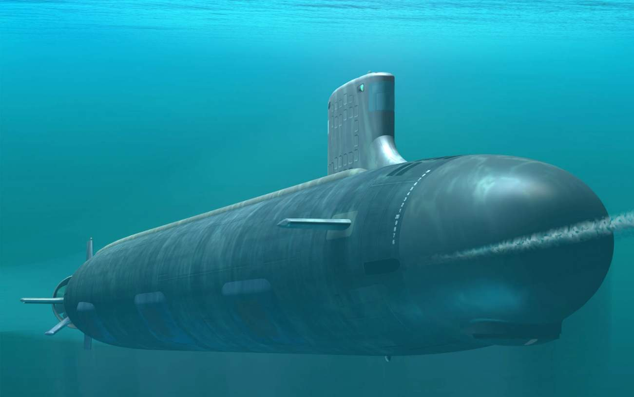 U.S. Navy Submarines Are Losing Their Stealth Coatings. Who's to Blame?