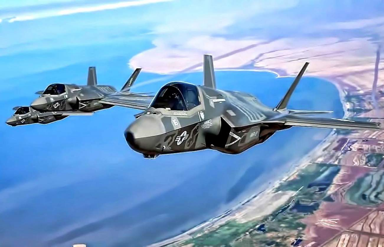 Explained: Why 6th Generation Fighters Will Crush the F-35 and F-22